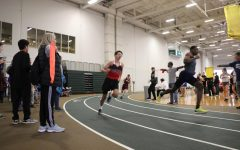Boys and girls track teams compete at Counties: Photo of the day 1/22/20