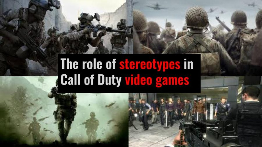 COD Culture: Stereotypes in Call of Duty Modern Warfare