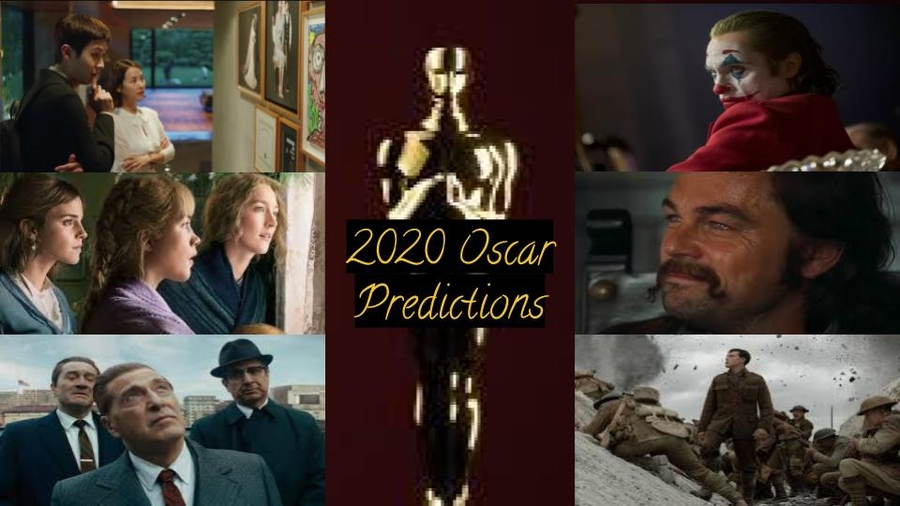 Everyone's eyes are on the Academy as we wait with anticipation for the Oscars.