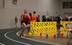 Boys and girls track teams successfully adapt to new competition at Western Maryland Winter Classic