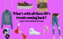 Retro fashion: What's with all these 80's trends coming back?