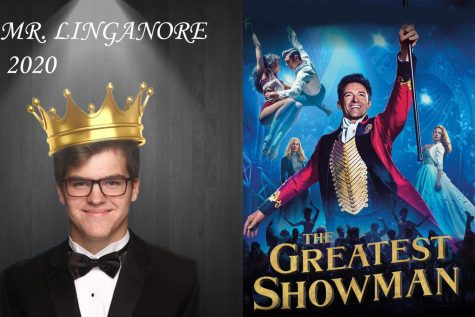 David Kominars becomes the greatest showman for Mr. Linganore 2020