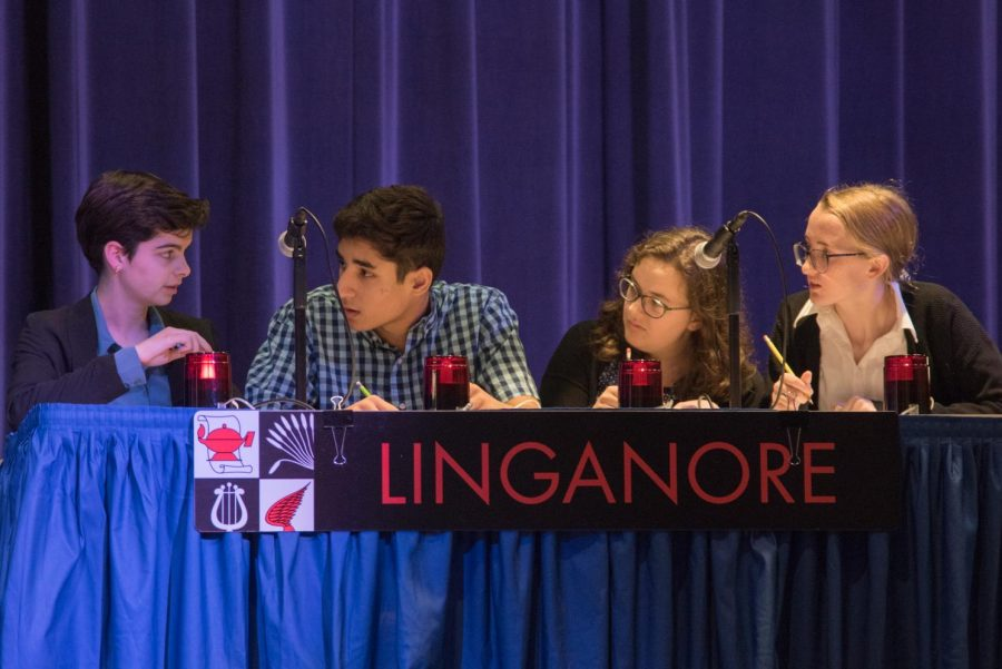 Academic team prepares for final competition: Photo of the Day 2/19/20