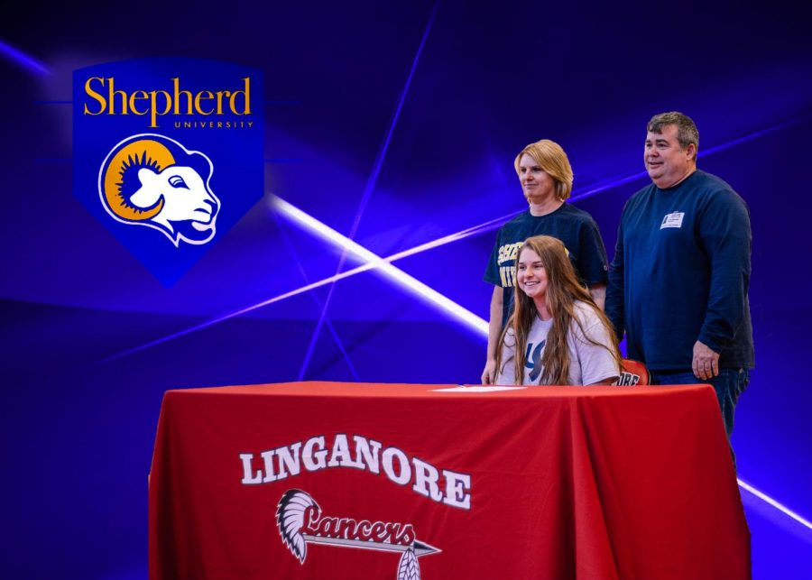 #NationalSigningDay: Brooke Bennett kicks her goals all the way to Shepherd University