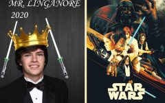 "Goundry will use his ""force"" to win the Mr. Linganore crown as Luke Skywalker"
