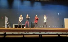 How do you dance the representation of Energy?