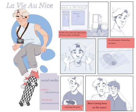 La Vie à Nice: Meet Théo
