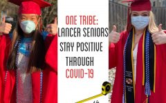 One Tribe: Lancer seniors stay positive through COVID-19