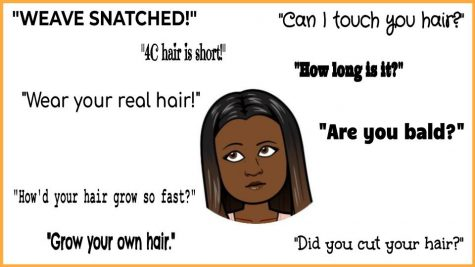 African American girls endure constant comments related to their hair--much of it comes from the speaker not understanding the black hair basics.