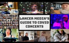 Lancer Media chose favorite virtual concerts to jam out with during quarantine.