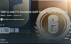 A small pack of credits in popular first person shooter, Rainbow Six. Siege, which will set you back $5.