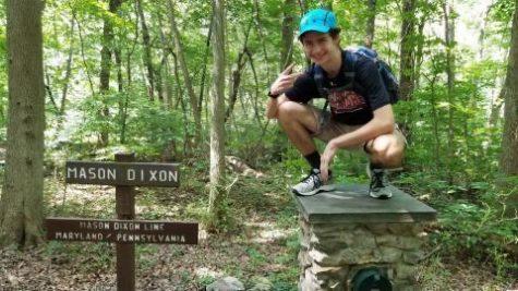 Alex Kullgren found taking a hike
