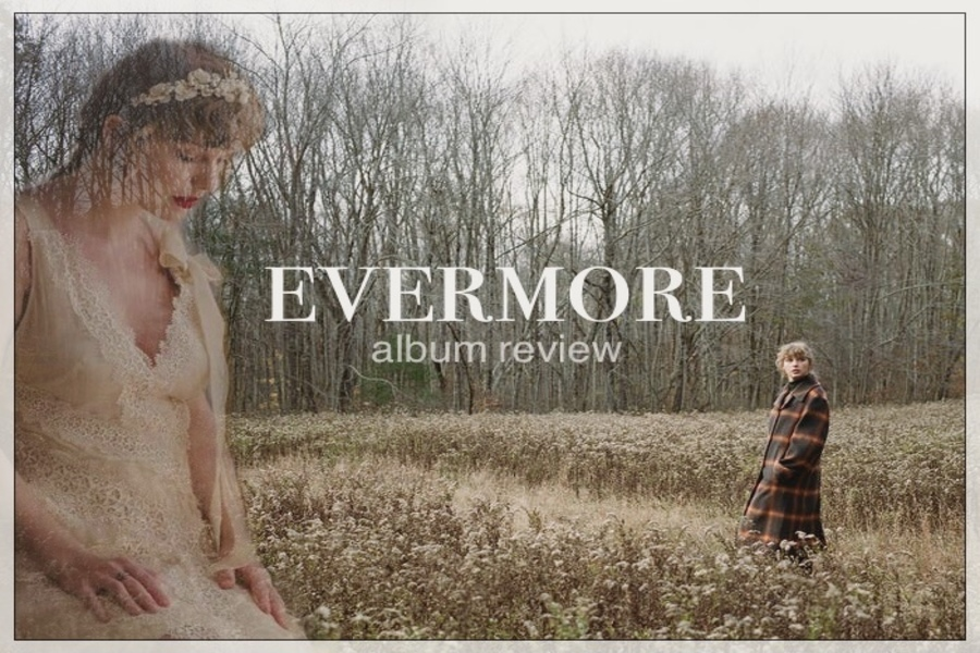 Evermore gives off the perfect holiday forestry vibes.