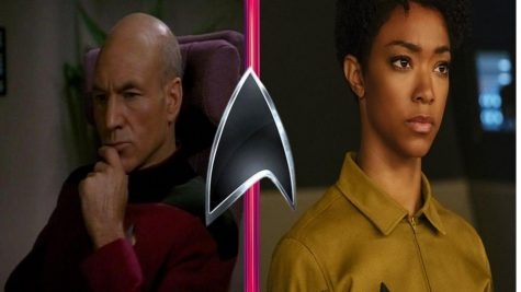 Captain Jean-Luc Piccard outshines Michael Burnham in every comparison.
