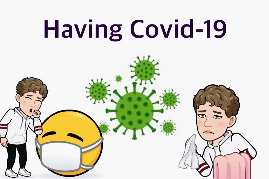 Having Covid-19 was one of the worst experiences of my life.