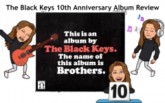 Album Review: The Black Keys release 10th anniversary album