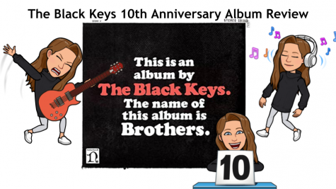 Album Review: The Black Keys release 10th anniversary album
