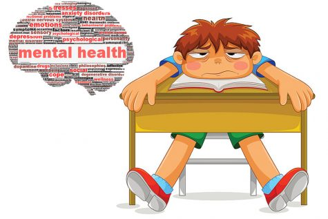 Children who are affected mentally and physically by our current online school