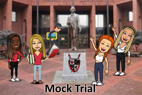On January 19, 2021, the Mock Trial team won their first virtual competition against PG county school Potomac High.