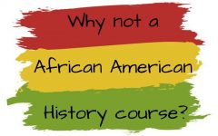 In African American history month colors, we ask ourselves,