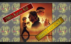 If you liked the 1980's 'Karate Kid', you will LOVE the reboot 'Cobra Kai' featured on Netflix.