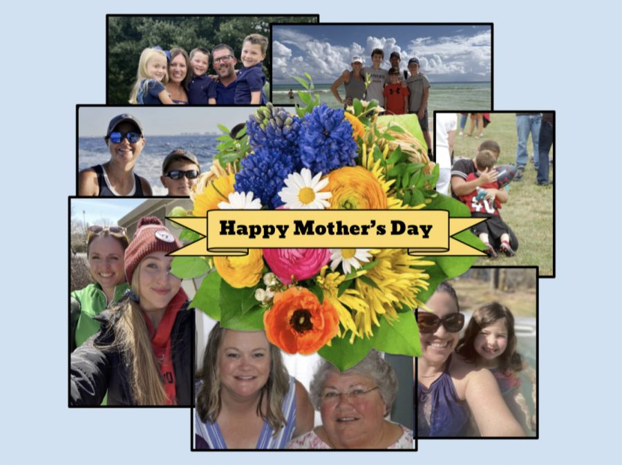 Spend this Mother's Day celebrating the special woman in your life.
