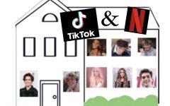 TikTokers, Nikita Dragun, Thomas Petrou, Larri Merritt, Alex Warren, Hudson, Kouvr Annon, Sienna Mae Gomez, and Jack Wright collab with Netflix for the Hype House Show.