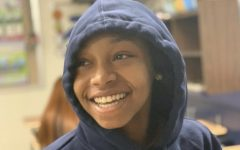 Promise Green, winner of What Social Justice Is To Me? FCTA making her mark in the FCPS community.