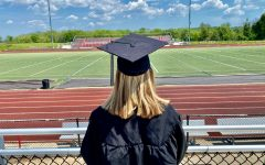 Sammie Hoefs gets excited thinking about graduating on the same field her dad did years ago.
