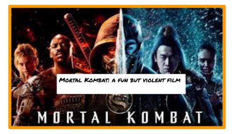 Even though it has gory fight scenes, this is an entertaining movie.