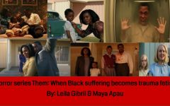 Where are the Black excellence movies and television shows that reflect positive issues?