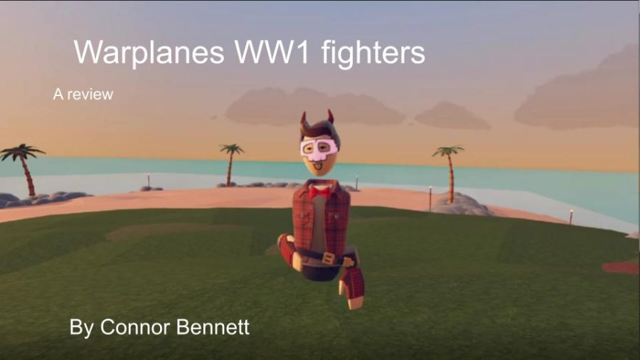 Warplanes WW1: Pilot your own aircraft in this fight and flight VR game