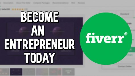 Fiverr can turn anyone into an Entrepreneur in no time!